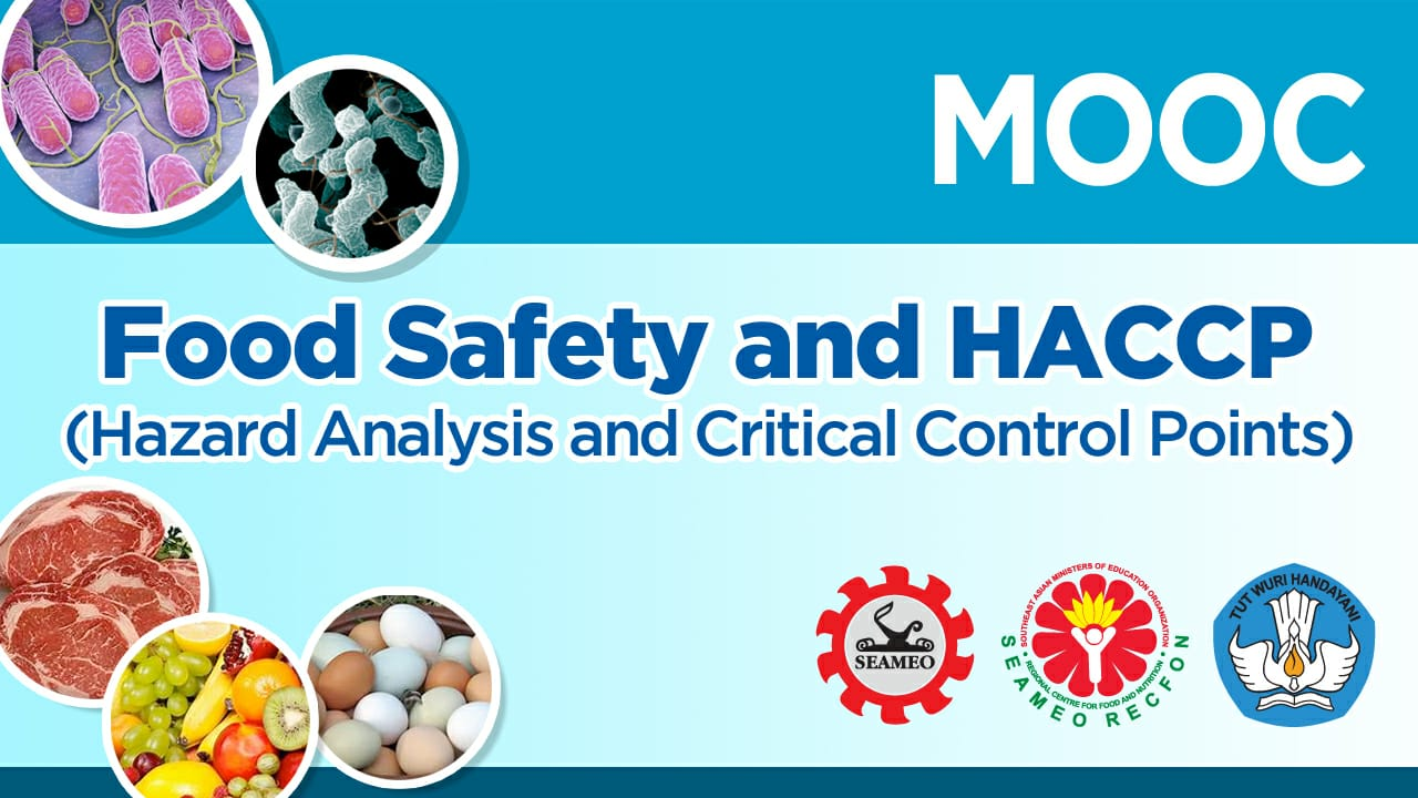 Food Safety and HACCP (Hazard Analysis Critical Control) RECSEA_005