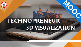 Technopreneur : 3D Visualization 3D002