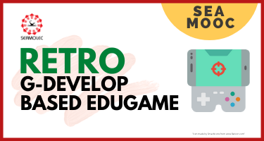 RETRO : GDevelop Based EduGame RETROGD-01