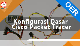 Konfigurasi Dasar Cisco Packet Tracer SEACisco_01