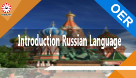 Introduction Russian Language SEAR01