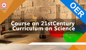 Course on Adopting 21st Century Curriculum on Science SEAQIS_02
